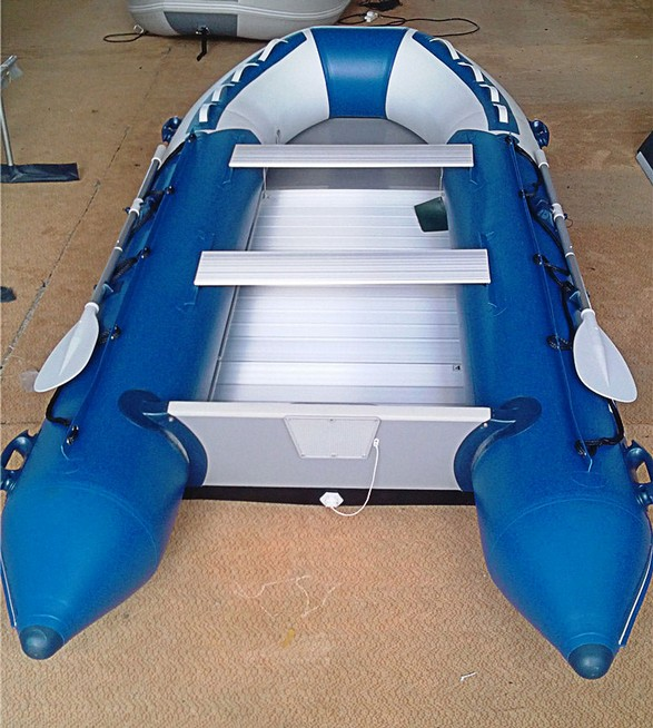 D380-B Adventure inflatable boat